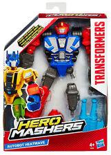TRANSFORMERS HERO MASHERS AUTOBOT HEATWAVE NEW FIGURE! HASBRO A8846 BRAND NEW!