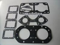 Kawasaki 650 Jet-Ski Jetski Gasket Kit-Set Top End 650-SX-X2-TS-SC In Stock