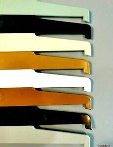150mm upvc window Door cill end caps sill pvc upvc pvcu plastic Deceuninck