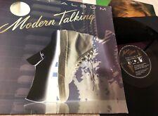 Modern Talking The 1st Album Vinyl LP Hansa 206818 OIS