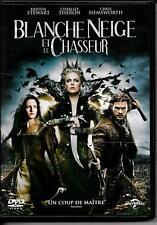 DVD ZONE 2--BLANCHE NEIGE ET LE CHASSEUR--STEWART/THERON/HEMSWORTH