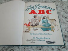 An American ABC  Petersham 1941 Hardcover Old Library Edition