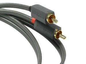 Wireworld Terra Audio Interconnect Cable 1m