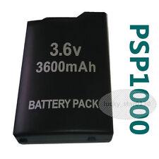 New 3.6V 3600mah Rechargeable Battery for Sony PSP-110 PSP-1001 PSP 1000 US