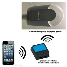 Iphone Remote Control Your Steel-line SD800 garage door opener steel-line ZT-07