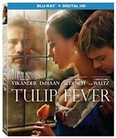 Tulip Fever [New Blu-ray]