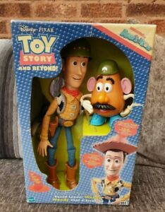 Rare Toy Story Squad Leader Woody
