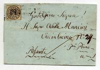 ANTICHI STATI 1854 STATO PONTIFICIO 4 BAJ A/3382