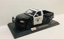 Ford SVT F-150 Lightning Highway Patrol, Maisto 1:18 Diecast Metal Model Car New