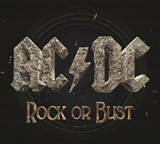 Ac/dc-rock Or Bust CDA Columbia Inconnu Brian Johnson 01/01/2014