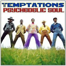 The Temptations - Psychedelic Soul [New CD] Rmst