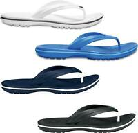 Crocs CROCBAND FLIP Unisex Mens Womens Ladies Soft Summer Toe Post Flip Flops