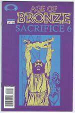 Age Of Bronze #15 Sacrifice 6 November 2002 Eric Shanower Image Comics Good+