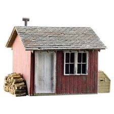 NEW Woodland Scenics Work Shed N Scale BR4947