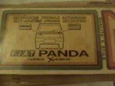 kit adesivi panda silver