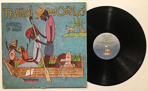 THIRD WORLD LP Island 1970's REGGAE journey to addis FIRST PRESSING