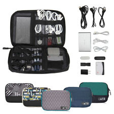 Travel Universal Cable Organizer USB Charger Cable Electronics Accessories Cases