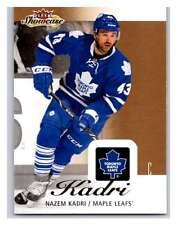 (HCW) 2013-14 Upper Deck Fleer Showcase #92 Nazem Kadri Maple Leafs NHL Mint