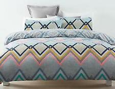 Geometric with Two-Piece Items in Set Quilt Covers