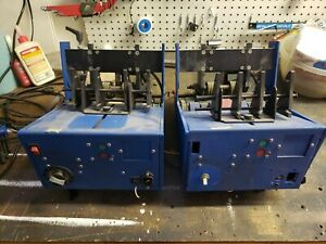 Used Surefeed 900EX Add-A-Station feeders (two)