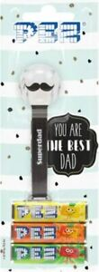 PEZ Superdad Father's Day 2021 EURO Webshop Exclusive only mint on card