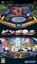 Used PSP Pinball  Japan Import ((Free shipping))
