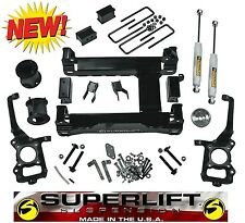 "2009-2018 Ford F150 6"" Full Suspension Lift Kit SuperLift K105    SuperLift K103"