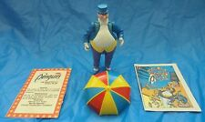 DC Super Powers The Penguin Action Figure + Umbrella File Card Mini Comic 1984