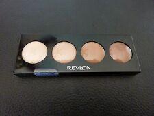 Revlon Creme (Cream) Illuminance Quad Eyeshadow- NOT JUST NUDES #710 -Sealed/New