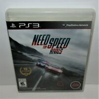 Need for Speed: Rivals (Sony PlayStation 3, 2013) Complete