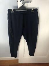 Nike Men's Fleece Trackpants Blue Sportswear