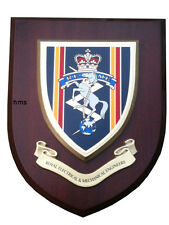 REME Wall Plaque UK Hand Made for MOD Regimental Military