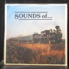 "Sounds Of… Prairie Dog Central 7"" Mint- Vinyl 33 Vintage Locomotive Pdc-1 Canada"