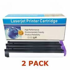 2 PK B420 Toner Cartridges For Okidata B420 B420DN B430 B430DN B440 B440DN