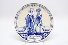 Delfts Holland Keramik Parley Dokkum Houppelande dracht om streeks 1410