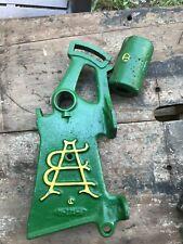 John Deere Antique Tractor Part Farm Cast Iron M928 A 127 M Original Parts