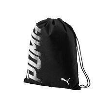 Puma Pioneer Sports Gymsack Shoulder Bag Black