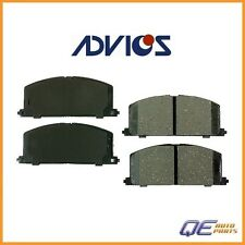 Front Brake Pad Set D507AD / AD0242 for Geo Prizm Toyota Camry Celica Corolla