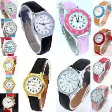 Girl Boy & Teenagers Quartz Analog & Learn time Wrist watch selection Childrens
