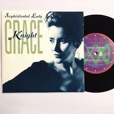 Grace Knight Sophisticated Lady Like New 1990 ABC Label Single