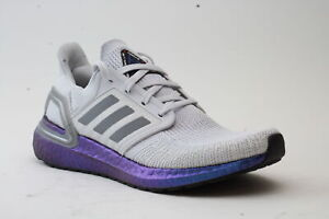 adidas Ultraboost 20 Womens Running Sneakers Shoes    - Grey - Size