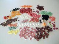 Huge lot Miniature Dollhouse Food OOAK