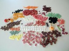 Huge lot Miniature Dollhouse Food OOAK
