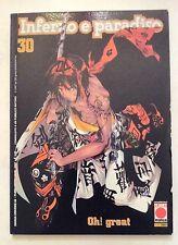 Inferno e Paradiso n. 30 di Oh! Great * Air Gear * Prima Edizione Planet Manga!