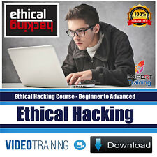 Ethical Hacking Course Beginner to Advanced Video Training Course DOWNLOAD