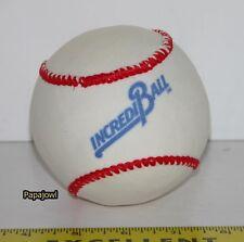 "Vintage 3 Original Never Used 12"" IncrediBall Softballs Beginners And Training"