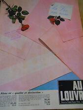 Catalogue au louvre année 1959 mode ( ref 14 ) .
