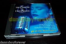 Singer & The Song 2 CD Set Songwriter Carpenters Hollies Judy Collins Tom Jones
