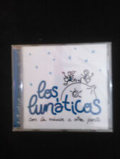 Los Lunáticos – Con la Música a Otra Parte CD nuevo