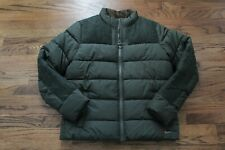 50 Barbour Dhow Quilted Puffer Jacket Men's Size Medium MSRP $279